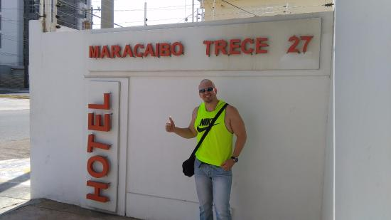 Hotel Maracaibo Trece27