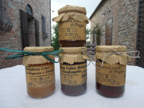 Agriturismo Saltafabbro: le nostre marmellate