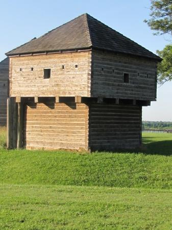 Fort Massac State Park: Such rich history