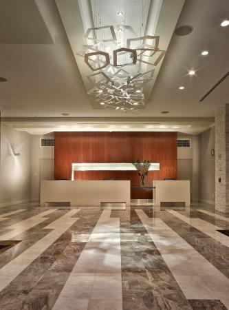 EB Hotel Miami Airport: Lobby Reception