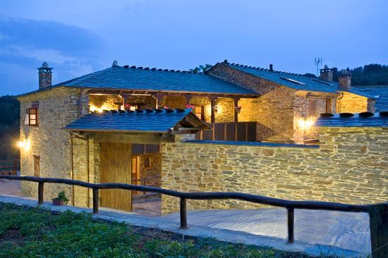Apartamentos Rurales Balcon De Oscos