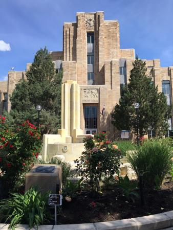 Boulder Walking Tours: Court house