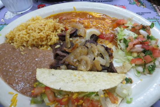Best Mexican Food Rockport Texas
