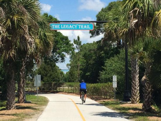 The Legacy Trail, Sarasota - Picture of Legacy Trail, Sarasota ...