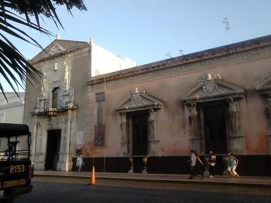 Foto de museo casa montejo m rida portada tripadvisor - Foto casa merida ...