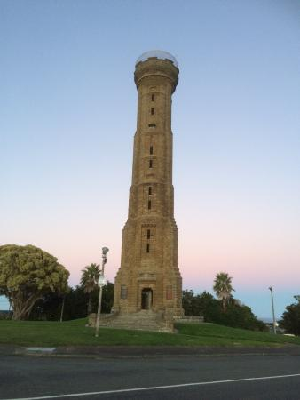 Wanganui, Nueva Zelanda: Impressive tower offering great views over city and local district