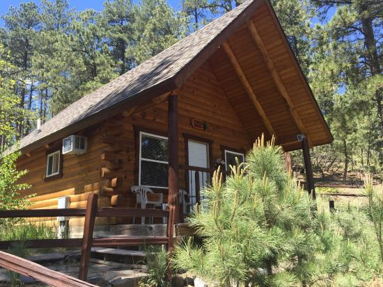 Picture of rustic ridge guest cabins for Cabins in keystone colorado