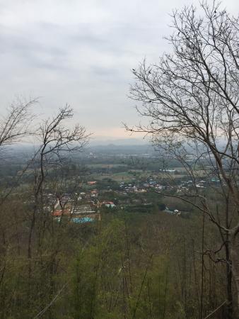 Loei, Tailândia: วิวสวยมาก อากาศสดชื่น