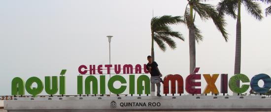 El Malecón de Chetumal