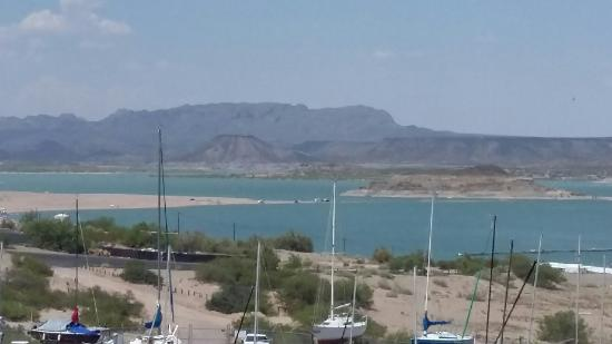 ‪كومفورت إن آند سويتس: Elephant Butte Lake, June 07-2016 (2)_large.jpg‬