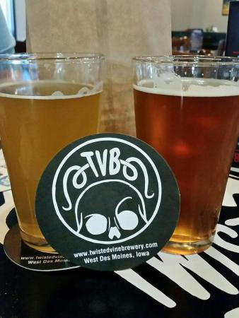 Twisted Vine Brewery 46 Of 209 Restaurants In West Des Moines
