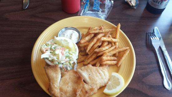 Griff's on the Bay Restaurant & Seafood Market: 20160609_180922_large.jpg