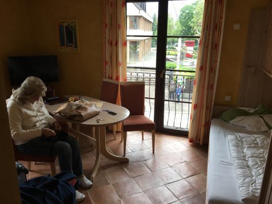 Hotel Casa Rustica: Spacious suite