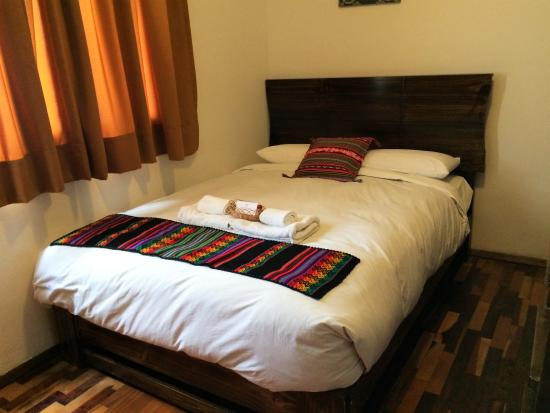 Munay Bed & Breakfast: Ensuite Room