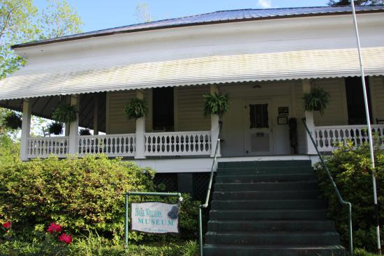 Georgiana, อลาบาม่า: Hank Williams Boyhood Home