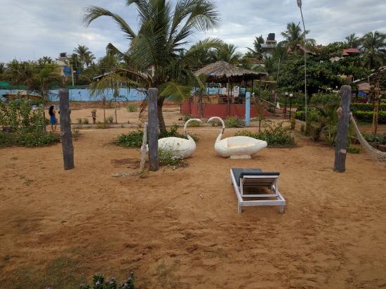 พาราไดซ์วิลเลจบีชรีสอร์ท: Beach Cottage