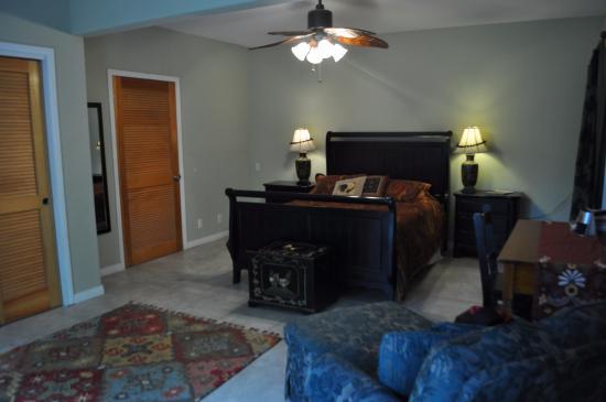 Holualoa, Hawái: Green Papaya Suite