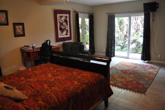 Holualoa, Hawaï: Green Papaya Suite