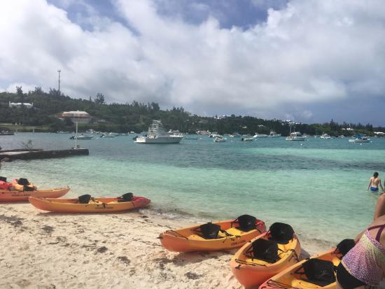 Hamilton, Bermuda: Wild West Kayak Tour