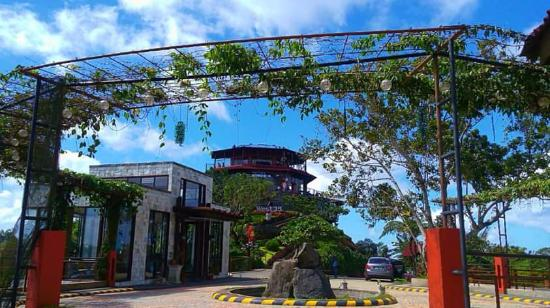 Balamban, ฟิลิปปินส์: The hotel's view