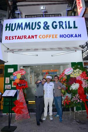 Muslim Halal Food In Ho Chi Minh City Vietnam Picture Of Hummus And Grill Halal Restaurant Ho Chi Minh City Tripadvisor