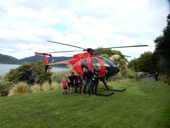 Precision Helicopters NZ Ltd