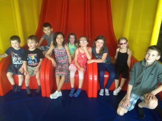 West Kelowna, Canada: Just 4 Fun Playcentre