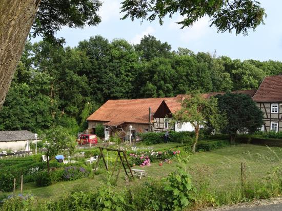 Lugde, Alemania: Paradiesmuhle Rischenau