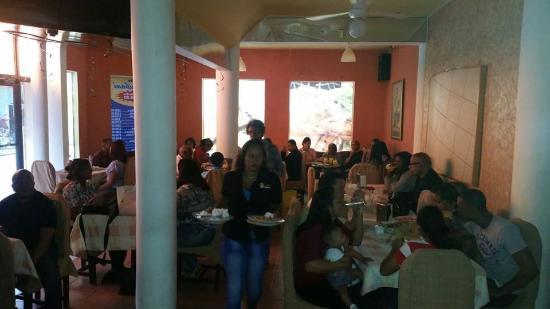 Bani, สาธารณรัฐโดมินิกัน: Restaurante