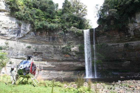 New Plymouth, Yeni Zelanda: Jurassic Falls