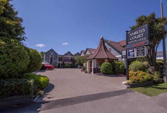 Photo of Amross Court Motor Lodge Christchurch