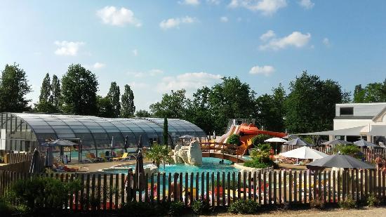 Mesland, França: Yelloh ! Village Parc du Val de Loire