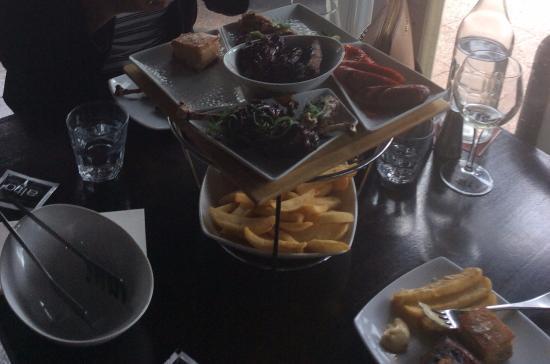 Alto Cucina and Bar: Share platter