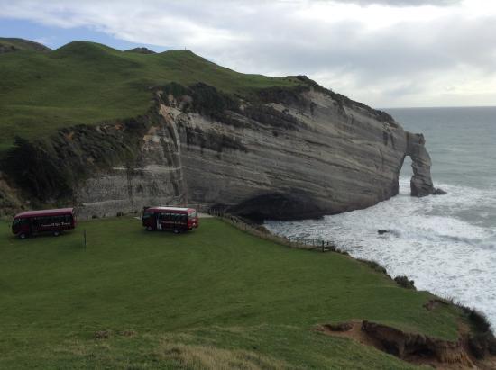 Collingwood, Selandia Baru: Cape Farewell