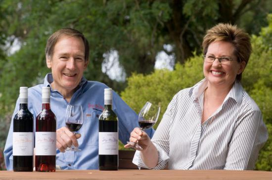 Seize the Day Wines: Pete and Sharyn