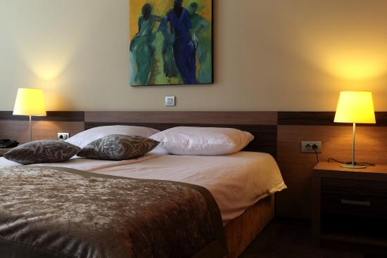 Hotel Kras: Double comfort bed