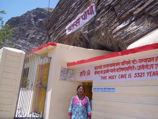 Badrinath, India: Vyas Gufa