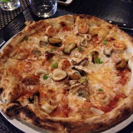 Restaurant L'Italiano: Pizza