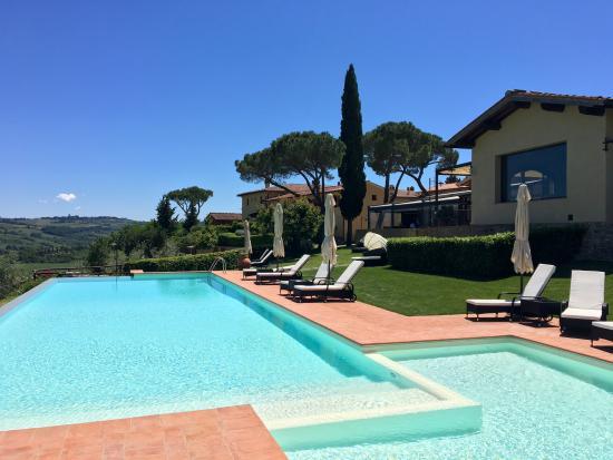 Montespertoli, Włochy: Room