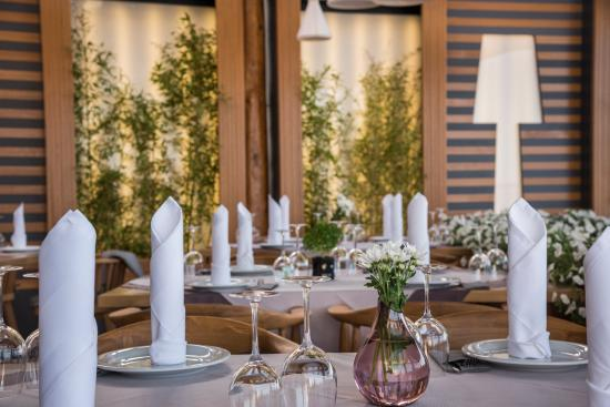Blue Dome Hotel: Fine Dining