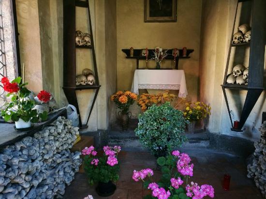 Cappella dei Morti di Peste