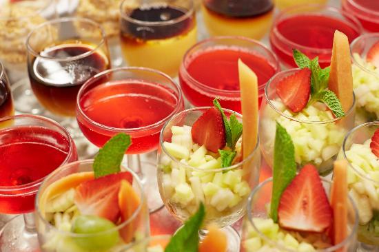 Insotel Club Tarida Playa: Buffet Main Restaurant