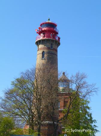 Putgarten, เยอรมนี: Lighthouses at Kap Arkona, Germany