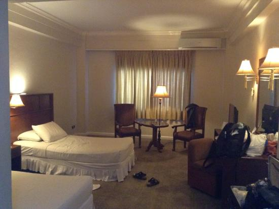 Grand Menseng Hotel: Comfortable room.