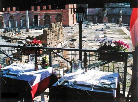 Vlpia: La Terrazza panoramica
