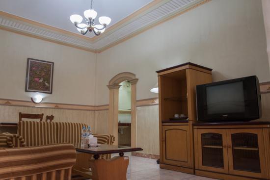 Bromo View Hotel: Bromo Suite Room