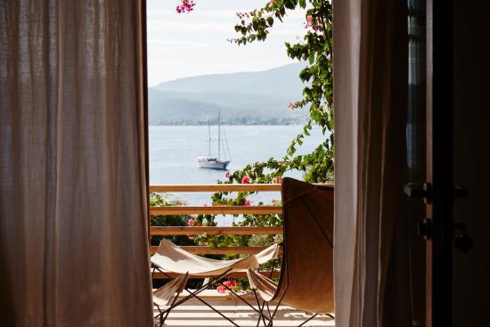 Macakizi Hotel Bodrum: Room to Sea View