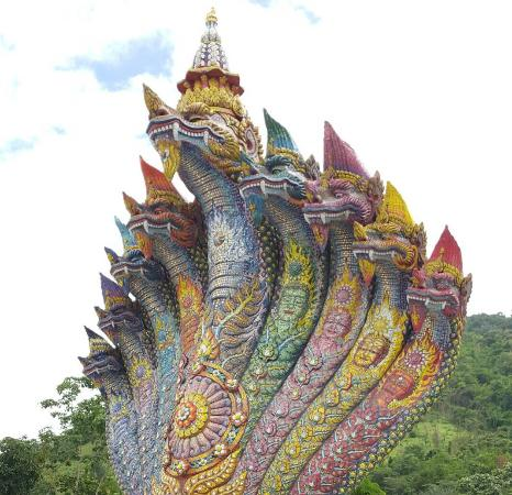 Wat  Pahuaylad Temple