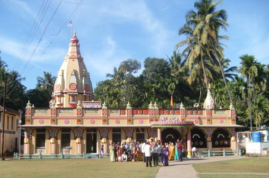 Murud, India: Sidhi Vinayak Temple