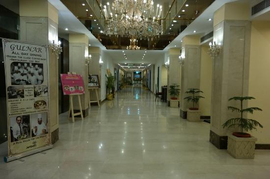 The Janpath Hotel Resmi